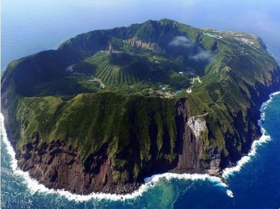 Aogashima Island - Japan