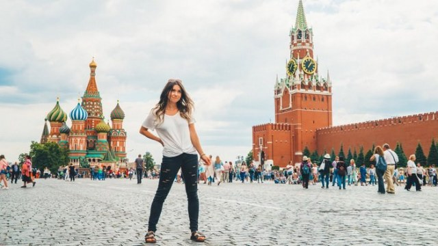 Moscow, Russia Best Spots to See in Eastern Europe