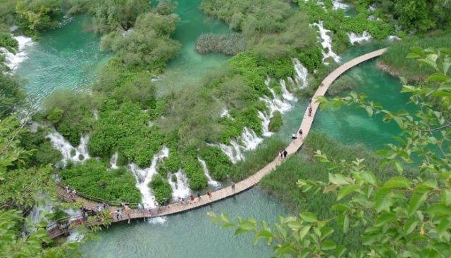 Plitvace Lakes, Croatia