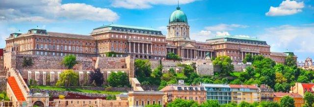 Buda Castle Budapest