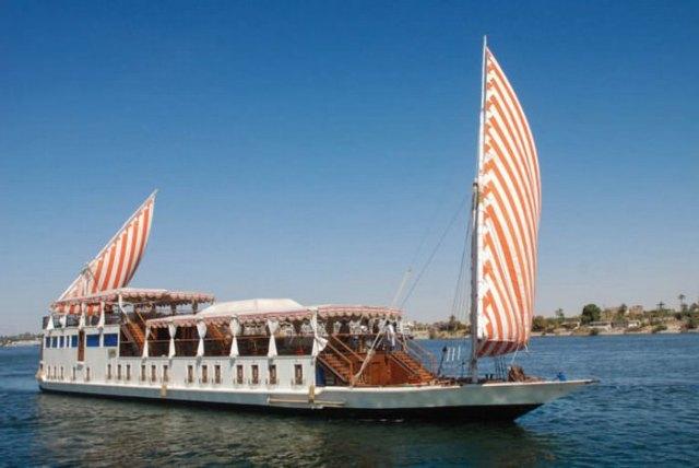 Gorgonia Dahabiya Nile Cruise