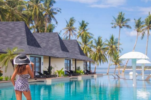 Siargao Island beautiful places to visit in the Philippines