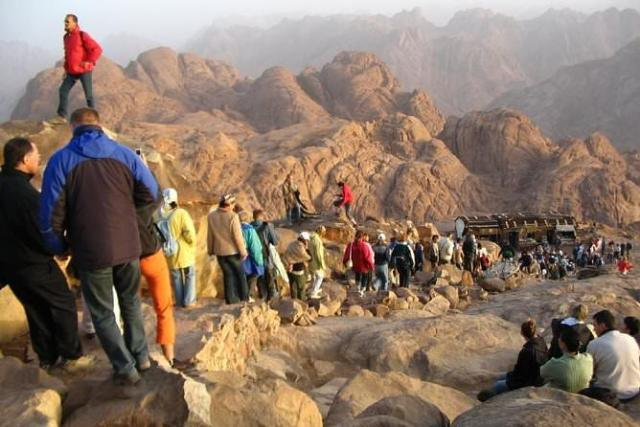 Sinai Places to visit in Egypt in 2020