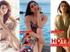 Beautiful Muslim Actresses of Bollywood