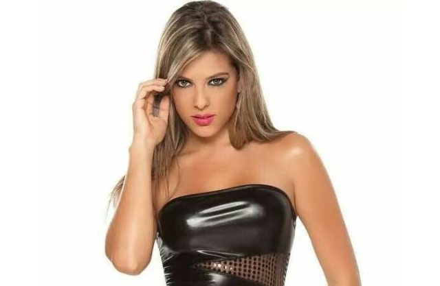Sandra Valencia Beautiful Colombian Woman