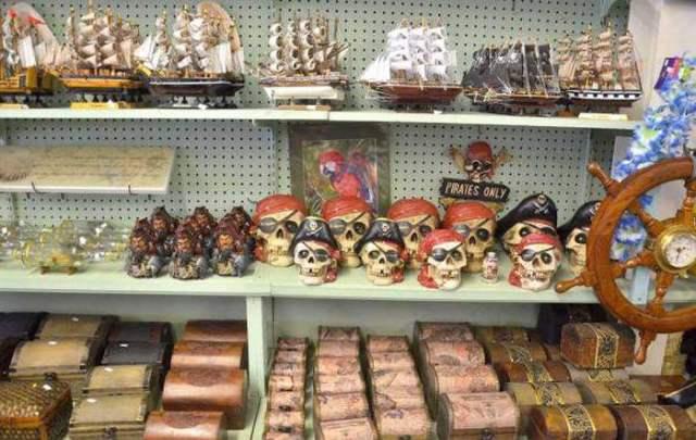 Augustine's Antiques Shop