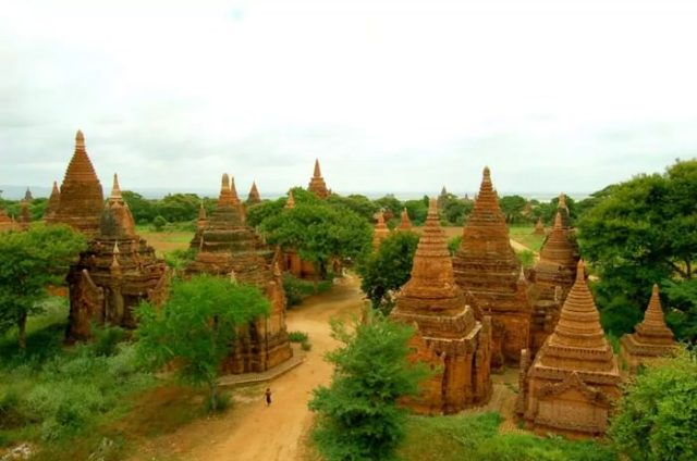 Bagan Must-Visit Places in Myanmar