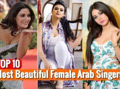 Most Beautiful Female Arab Singers