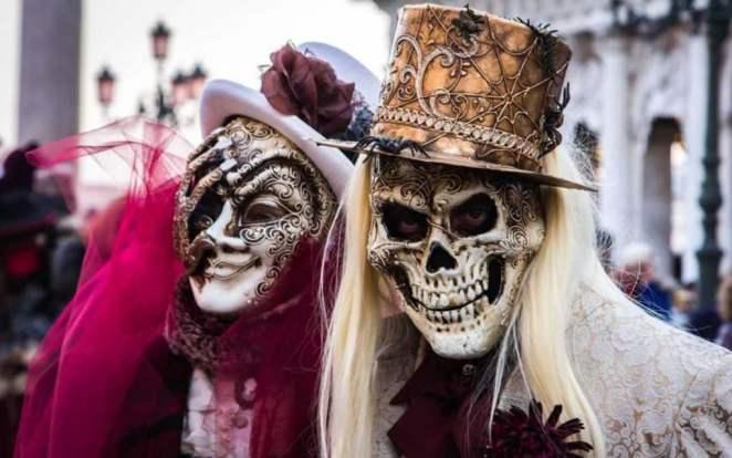 10 best carnivals Venice Carnival-Italy