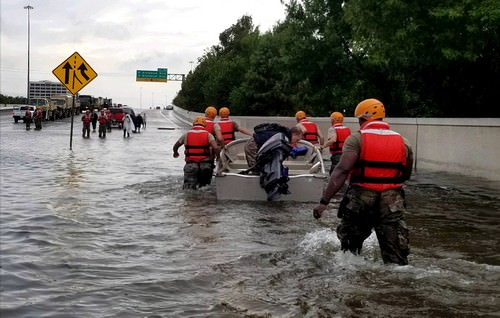 Hurricane Harvey destructive hurricanes in US history