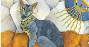 curiosities about cats in the ancient Egypt