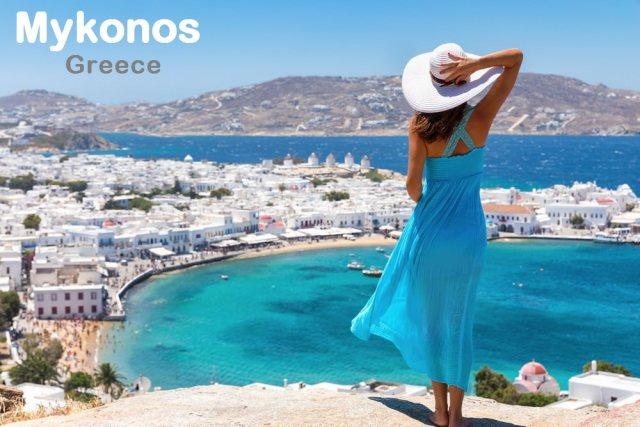 Mykonos Summer Vacation Destinations