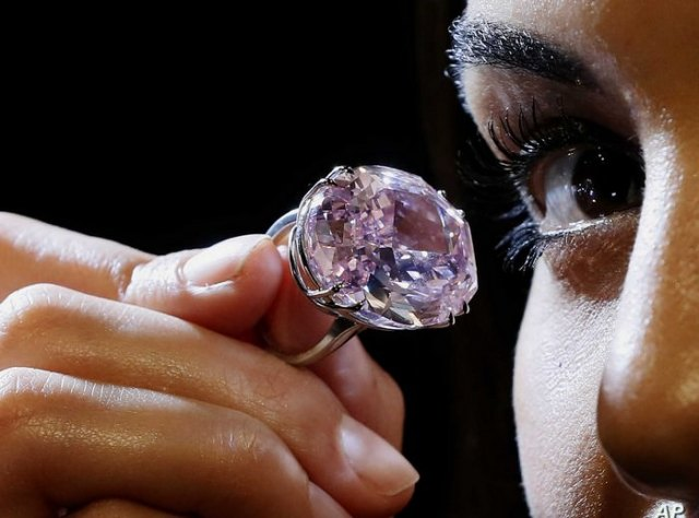 Pink Star Diamond  the World's Most Expensive Gem