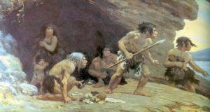 Extinct Animals Neanderthal