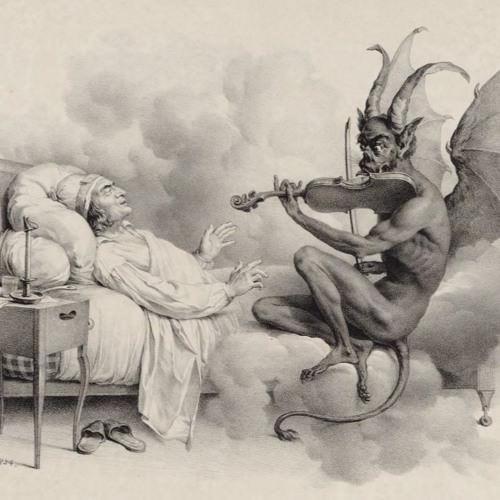 Giuseppe Tartini people who sold their soul to Satan