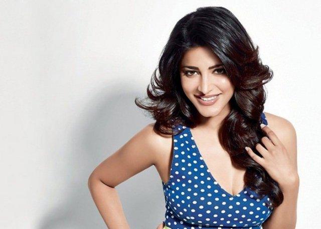 Shruti Haasan highest paid South Indian actresses