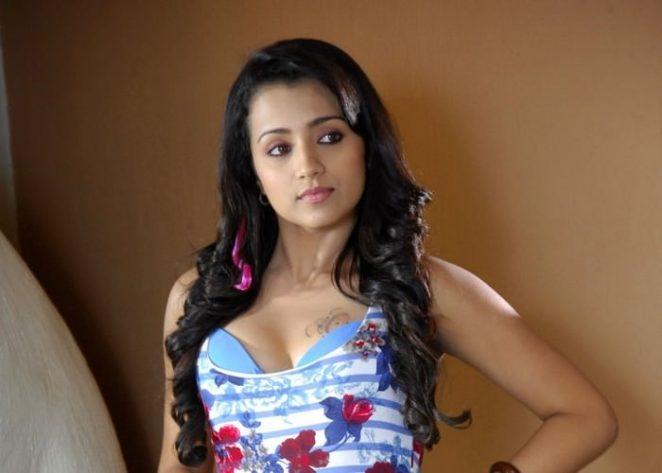 Trisha Krishnan Highest Paid South Indian Actresses