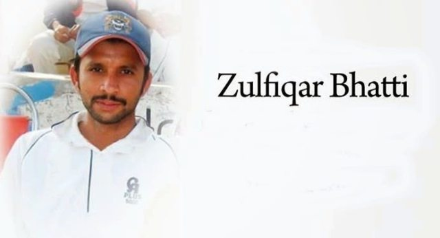 Zulfiqar Bhatti