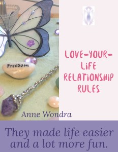Relationship Rules ebook by Anne Wondra