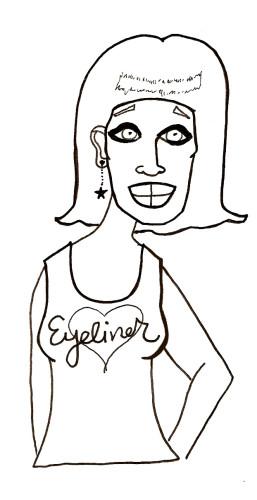 Empress of Eyeliner_wonderstrange