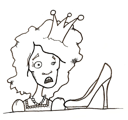 Cinderella's New Shoes_wonderstrange