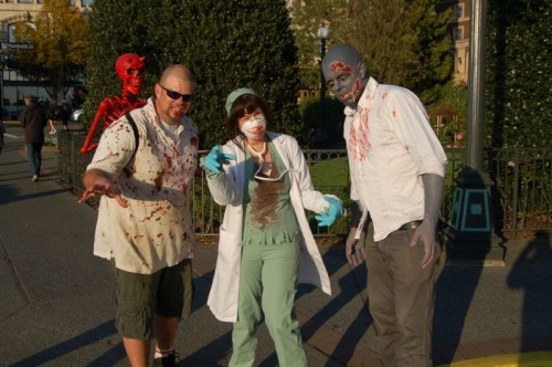 Zombies from Canada!!!