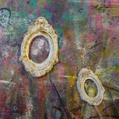 aged frames