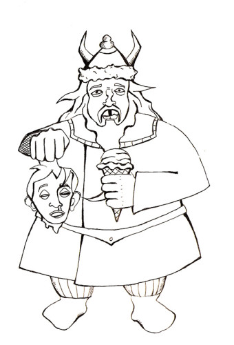 Everybody loves ice cream - Attila the Hun_wonderstrange