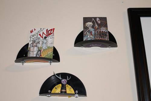 Album Shelves