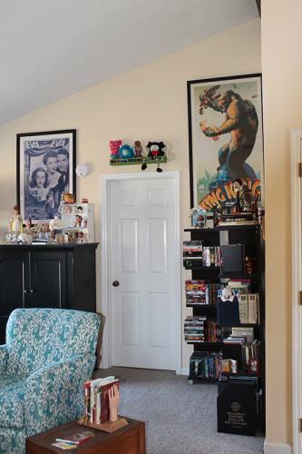 Shelf Mounted - Over Door