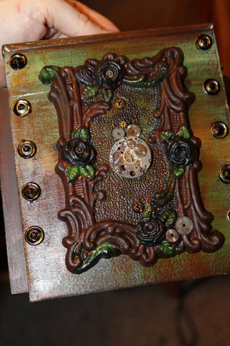 12 Steampunk Forest
