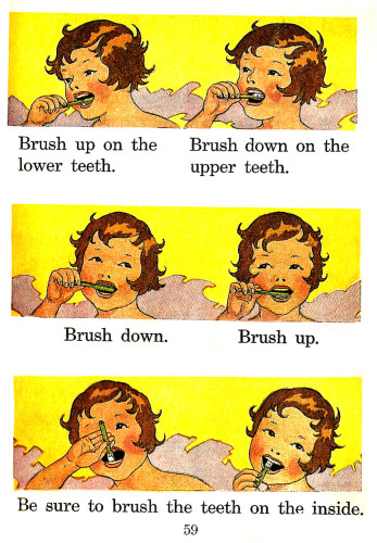 Brushing Your Teeth_Health Stories Book Two