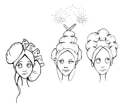 Princess Leia-Inspired Hairstyles_wonderstrange