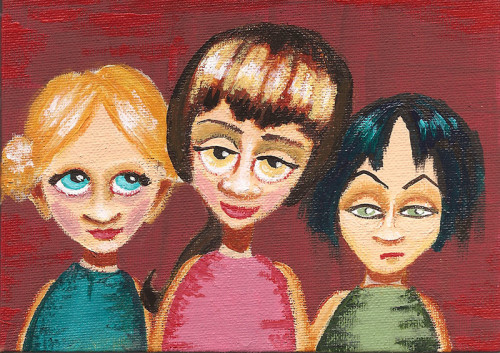 Powepuff Girls