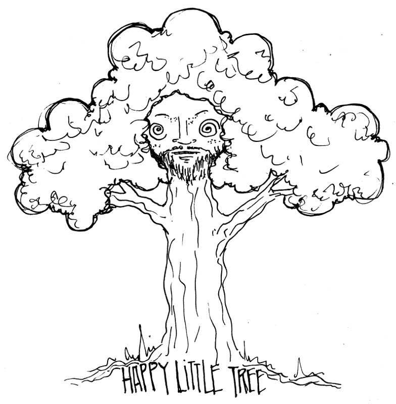 Acid Trip Coloring Pages Coloring Pages