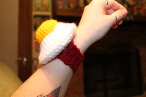 14 Bracelet on Wrist