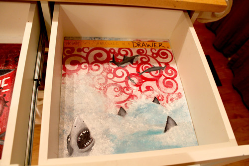 Nobody Puts Sharknado in a Drawer