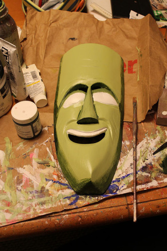Comedy Mask 2