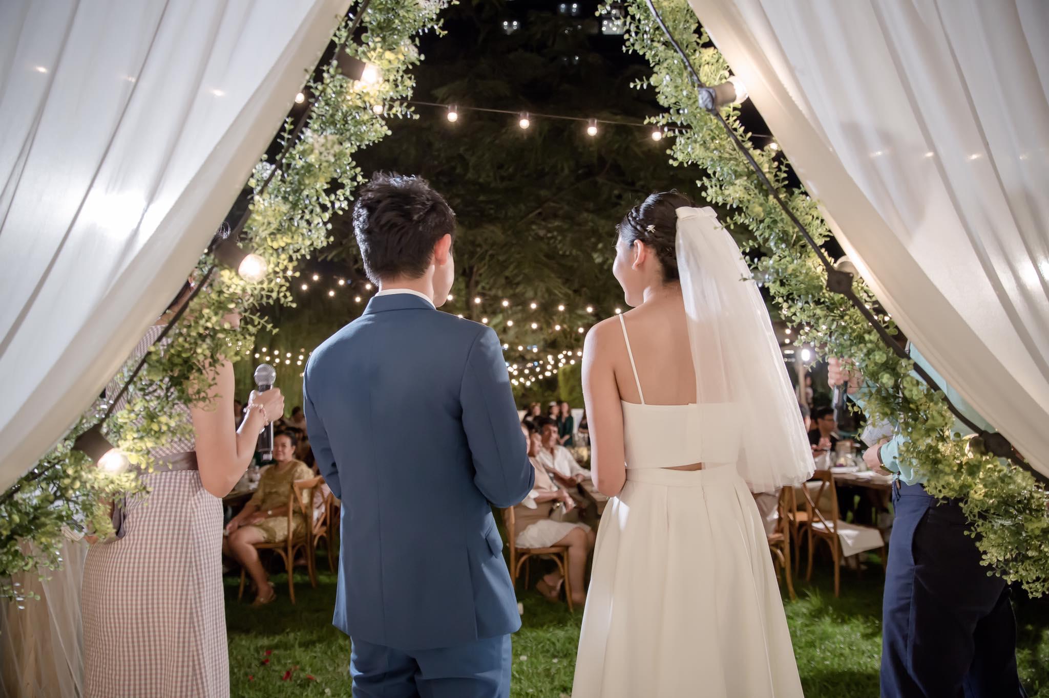 งานแต่ง outdoor wedding bangkok