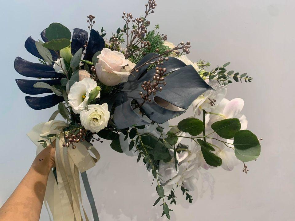 minimal wedding งานแต่งมินิมอล wildflora studio