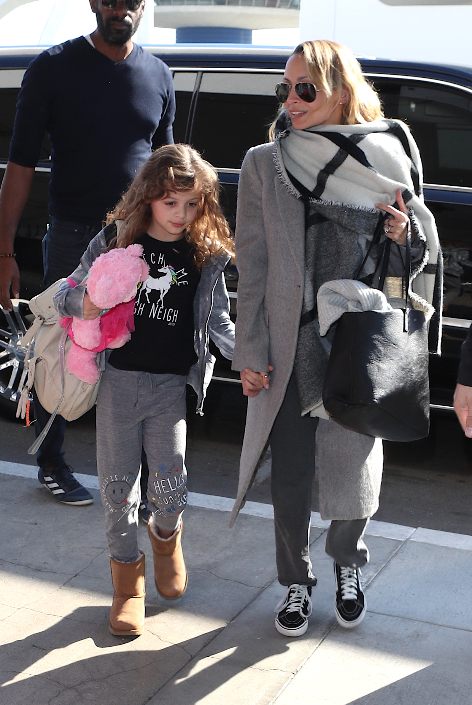 Nicole Richie Daughter Harlow Madden Celebs With Their