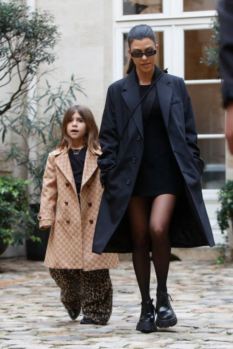 Kourtney Kardashian Penelope Disick - Celebs and their ...