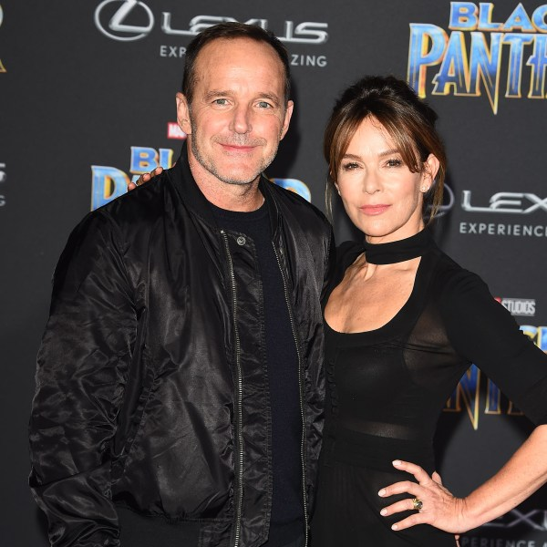 Clark Gregg Jennifer Grey