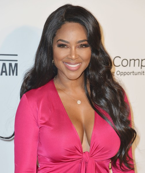 Kenya Moore reminisces about disastrous date with Kanye West    Wonderwall.com
