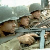 Saving Private Ryan, Tom Hanks, Matt Damon, Edward Burns