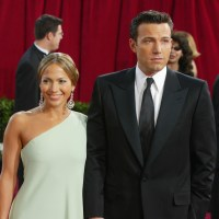 Jennifer Lopez and Ben Affleck, Academy Awards