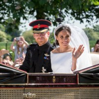 Prince Harry, Duchess Meghan wedding