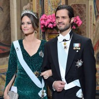 Princess Sofia of Sweden and Prince Carl Philip