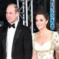 Prince William, Duchess Kate, BAFTAs