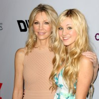 Heather Locklear and Ava Sambora
